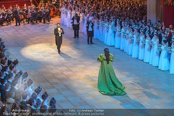 Opernball 2019 - Das Fest - Wiener Staatsoper - Do 28.02.2019 - Yusif EYVAZOV, Anna NETREBKO51