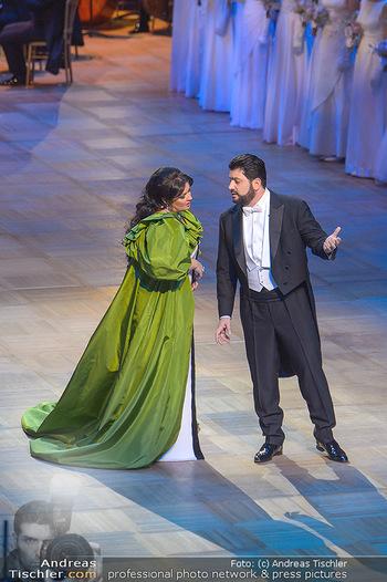 Opernball 2019 - Das Fest - Wiener Staatsoper - Do 28.02.2019 - Yusif EYVAZOV, Anna NETREBKO53