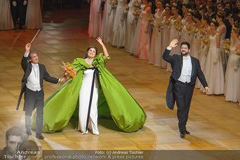 Opernball 2019 - Das Fest - Wiener Staatsoper - Do 28.02.2019 - Marco ARMILIATO, Anna NETREBKO, Yusif EYVAZOV57