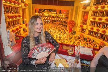 Opernball 2019 - Das Fest - Wiener Staatsoper - Do 28.02.2019 - Elle MACPHERSON67