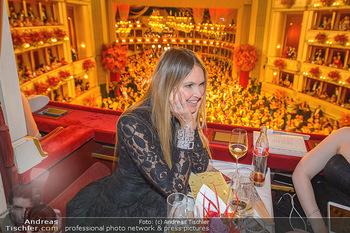 Opernball 2019 - Das Fest - Wiener Staatsoper - Do 28.02.2019 - Elle MACPHERSON69