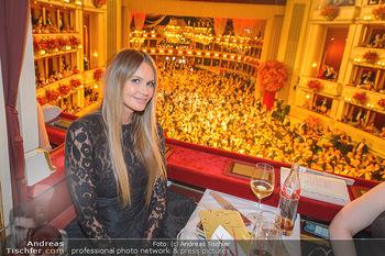 Opernball 2019 - Das Fest - Wiener Staatsoper - Do 28.02.2019 - Elle MACPHERSON70