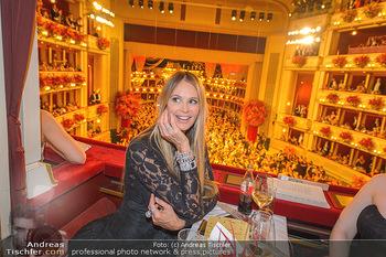 Opernball 2019 - Das Fest - Wiener Staatsoper - Do 28.02.2019 - Elle MACPHERSON72
