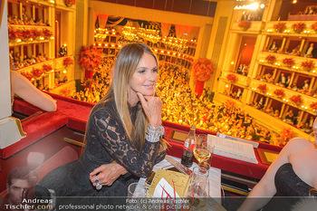 Opernball 2019 - Das Fest - Wiener Staatsoper - Do 28.02.2019 - Elle MACPHERSON73