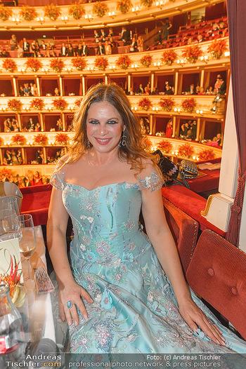 Opernball 2019 - Das Fest - Wiener Staatsoper - Do 28.02.2019 - Natalia USHAKOVA87