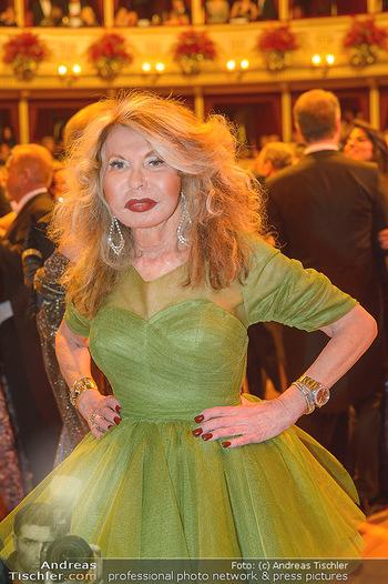 Opernball 2019 - Das Fest - Wiener Staatsoper - Do 28.02.2019 - Jeanine SCHILLER135