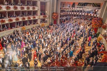 Opernball 2019 - Das Fest - Wiener Staatsoper - Do 28.02.2019 - Übersichtsfoto Mitternachtsquadrille176