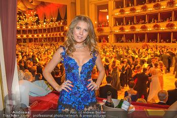 Opernball 2019 - Das Fest - Wiener Staatsoper - Do 28.02.2019 - Victoria SWARVOSKI189