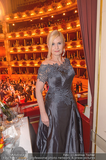 Opernball 2019 - Das Fest - Wiener Staatsoper - Do 28.02.2019 - Sonja SARKÖZI200