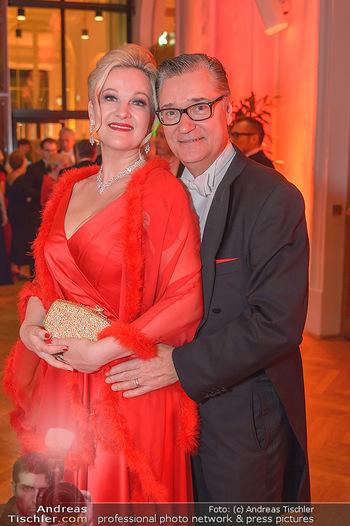 Juristenball - Hofburg Wien - So 03.03.2019 - Nina und Felix ADLON23