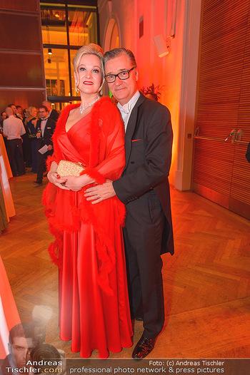 Juristenball - Hofburg Wien - So 03.03.2019 - Nina und Felix ADLON25