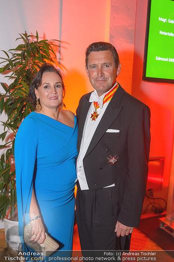 Juristenball - Hofburg Wien - So 03.03.2019 - Peter HANKE mit Ehefrau29