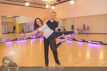 Dancing Stars Proben - ORF Zentrum - Di 05.03.2019 - Roswitha WIELAND, Stefan PETZNER1