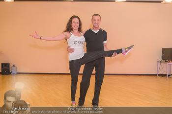 Dancing Stars Proben - ORF Zentrum - Di 05.03.2019 - Roswitha WIELAND, Stefan PETZNER4