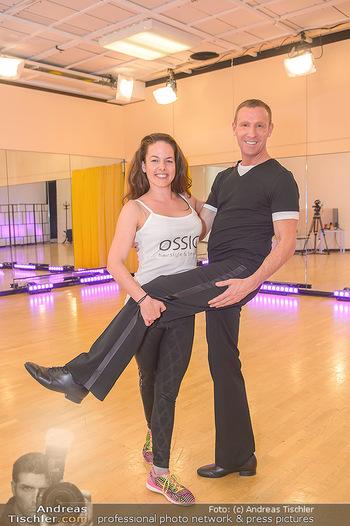 Dancing Stars Proben - ORF Zentrum - Di 05.03.2019 - Roswitha WIELAND, Stefan PETZNER6
