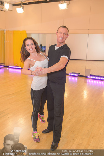 Dancing Stars Proben - ORF Zentrum - Di 05.03.2019 - Roswitha WIELAND, Stefan PETZNER7