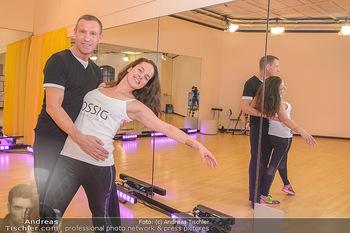 Dancing Stars Proben - ORF Zentrum - Di 05.03.2019 - Roswitha WIELAND, Stefan PETZNER8