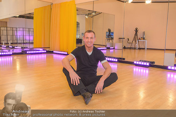 Dancing Stars Proben - ORF Zentrum - Di 05.03.2019 - Stefan PETZNER10