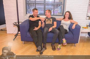 Dancing Stars Proben - ORF Zentrum - Di 05.03.2019 - Roswitha WIELAND, Stefan PETZNER, Stefan WEINBERGER14