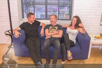 Dancing Stars Proben - ORF Zentrum - Di 05.03.2019 - Roswitha WIELAND, Stefan PETZNER, Stefan WEINBERGER15