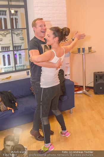 Dancing Stars Proben - ORF Zentrum - Di 05.03.2019 - Roswitha WIELAND, Stefan WEINBERGER16