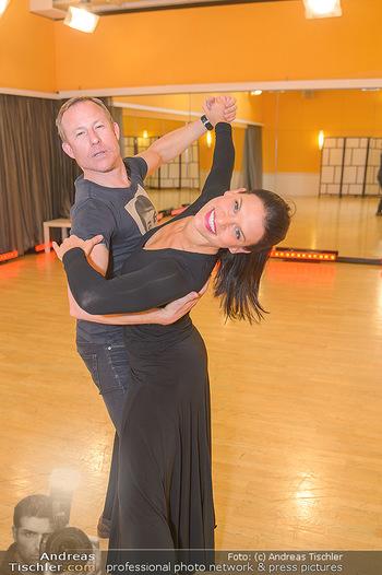 Dancing Stars Proben - ORF Zentrum - Di 05.03.2019 - Stefan WEINBERGER, Conny KREUTER25