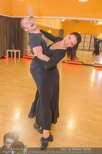 Dancing Stars Proben - ORF Zentrum - Di 05.03.2019 - Stefan WEINBERGER, Conny KREUTER26