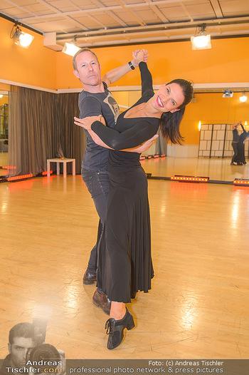 Dancing Stars Proben - ORF Zentrum - Di 05.03.2019 - Stefan WEINBERGER, Conny KREUTER27