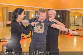 Dancing Stars Proben - ORF Zentrum - Di 05.03.2019 - Michael SCHOTTENBERG, Stefan WEINBERGER, Conny KREUTER28