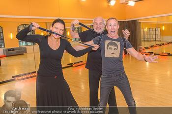 Dancing Stars Proben - ORF Zentrum - Di 05.03.2019 - Michael SCHOTTENBERG, Stefan WEINBERGER, Conny KREUTER29
