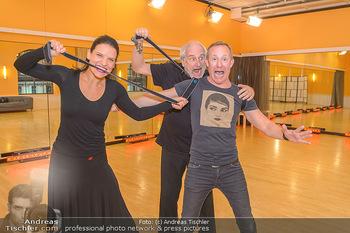 Dancing Stars Proben - ORF Zentrum - Di 05.03.2019 - Michael SCHOTTENBERG, Stefan WEINBERGER, Conny KREUTER30