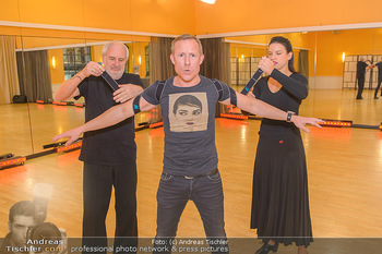 Dancing Stars Proben - ORF Zentrum - Di 05.03.2019 - Michael SCHOTTENBERG, Stefan WEINBERGER, Conny KREUTER31