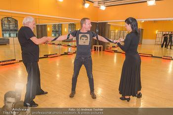 Dancing Stars Proben - ORF Zentrum - Di 05.03.2019 - Michael SCHOTTENBERG, Stefan WEINBERGER, Conny KREUTER32