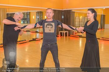 Dancing Stars Proben - ORF Zentrum - Di 05.03.2019 - Michael SCHOTTENBERG, Stefan WEINBERGER, Conny KREUTER33