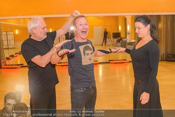 Dancing Stars Proben - ORF Zentrum - Di 05.03.2019 - Michael SCHOTTENBERG, Stefan WEINBERGER, Conny KREUTER34
