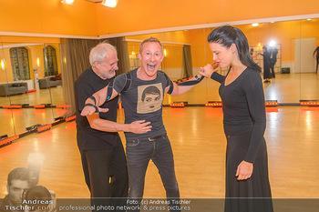 Dancing Stars Proben - ORF Zentrum - Di 05.03.2019 - Michael SCHOTTENBERG, Stefan WEINBERGER, Conny KREUTER35