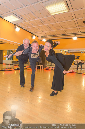 Dancing Stars Proben - ORF Zentrum - Di 05.03.2019 - Michael SCHOTTENBERG, Stefan WEINBERGER, Conny KREUTER37