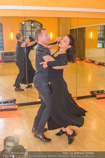 Dancing Stars Proben - ORF Zentrum - Di 05.03.2019 - Stefan WEINBERGER, Conny KREUTER38