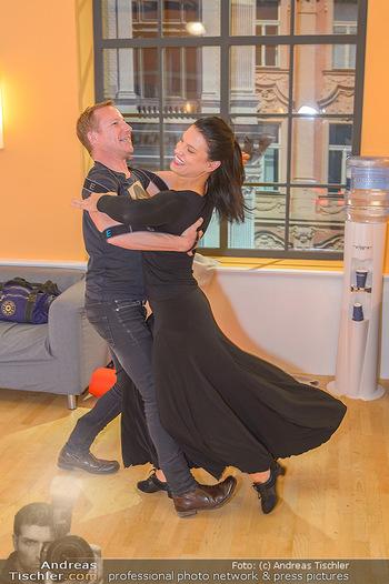 Dancing Stars Proben - ORF Zentrum - Di 05.03.2019 - Stefan WEINBERGER, Conny KREUTER39