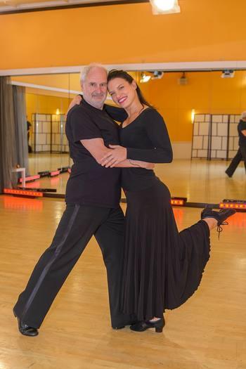 Dancing Stars Proben - ORF Zentrum - Di 05.03.2019 - Michael SCHOTTENBERG, Conny KREUTER41