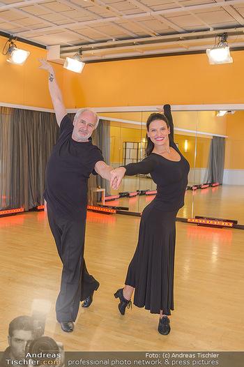 Dancing Stars Proben - ORF Zentrum - Di 05.03.2019 - Michael SCHOTTENBERG, Conny KREUTER42