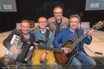 Hader & Gunkl 4help - Studio 44, Wien - Mi 06.03.2019 - Josef HADER, Rainer SOKAL, Thomas STROBL, GUNKL14