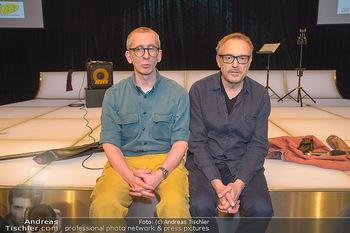 Hader & Gunkl 4help - Studio 44, Wien - Mi 06.03.2019 - Josef HADER, GUNKL15