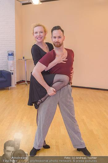 Dancing Stars Proben - ORF Zentrum - Mi 06.03.2019 - Sunnyi MELLES, Florian VANA3