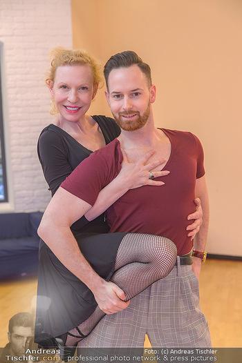 Dancing Stars Proben - ORF Zentrum - Mi 06.03.2019 - Sunnyi MELLES, Florian VANA4