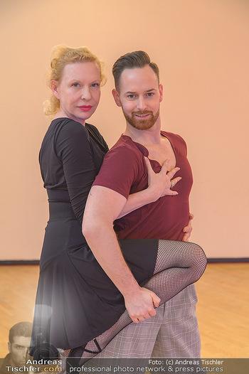 Dancing Stars Proben - ORF Zentrum - Mi 06.03.2019 - Sunnyi MELLES, Florian VANA5