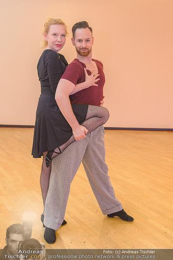 Dancing Stars Proben - ORF Zentrum - Mi 06.03.2019 - Sunnyi MELLES, Florian VANA6