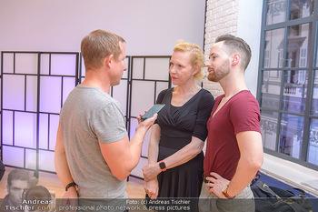 Dancing Stars Proben - ORF Zentrum - Mi 06.03.2019 - Sunnyi MELLES, Florian VANA, Stefan WEINBERGER12