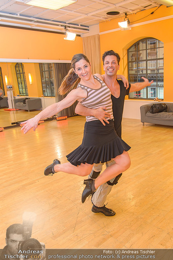 Dancing Stars Proben - ORF Zentrum - Mi 06.03.2019 - Thomas KRAML, Elisabeth Lizz GÖRGL20