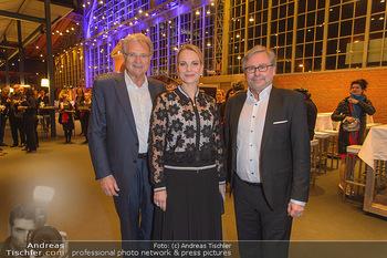 ORF III Programmpräsentation - Globe Wien - Do 07.03.2019 - Herbert FECHTER, Elina GARANCA, Alexander WRABETZ1